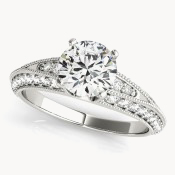 antique engagement rings ohio