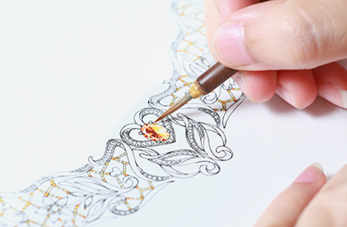 custom jewelry design
