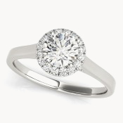 halo engagement rings ohio