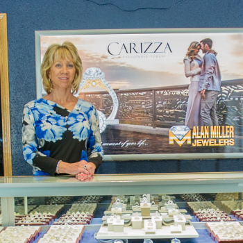 Sandy - Meet the jewelry experts at Alan Miller Jewelers in Oregon, OH