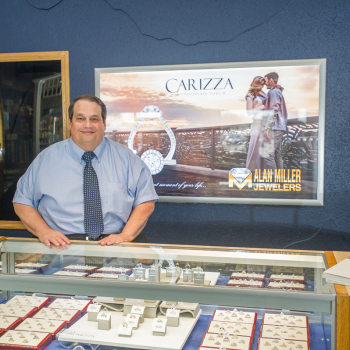 Alan Miller - Meet the jewelry experts at Alan Miller Jewelers in Oregon, OH