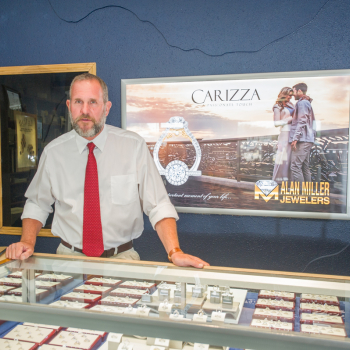 Tom Cluckey - Meet the jewelry experts at Alan Miller Jewelers in Oregon, OH