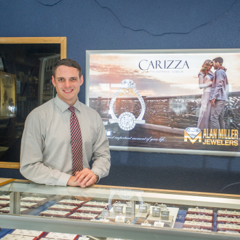 Cody Miller - Meet the jewelry experts at Alan Miller Jewelers in Oregon, OH