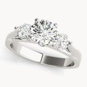 3 stone engagement rings ohio